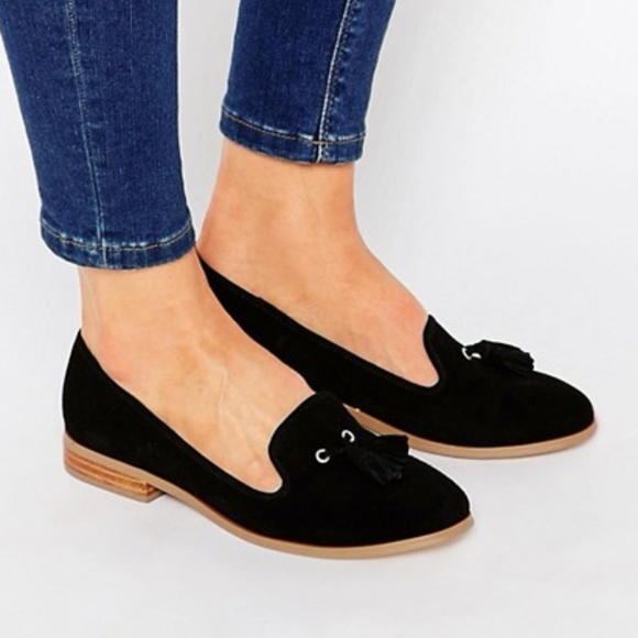 f43a83bcf705 ASOS Shoes   Marley Suede Loafers Size 9 Us Bnib   Poshmark